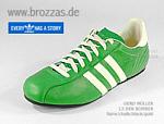 Adidas Originals Schuhe Gerd Müller - der Bomber