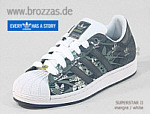 Adidas Originals Schuhe Superstars II