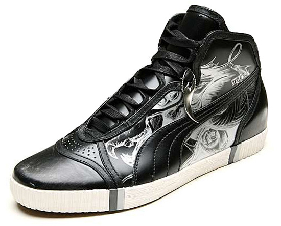 puma schuhe sneakers impressionen. Black Bedroom Furniture Sets. Home Design Ideas