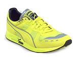 Puma Schuhe RS 100 Emergency Pack yellow Sneaker