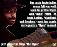 Puma Clyde - the Styler