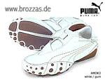 PUMA Schuhe Amoko white