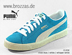 PUMA Sneakers Clyde blue