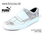 PUMA Sneakers El Rey white print